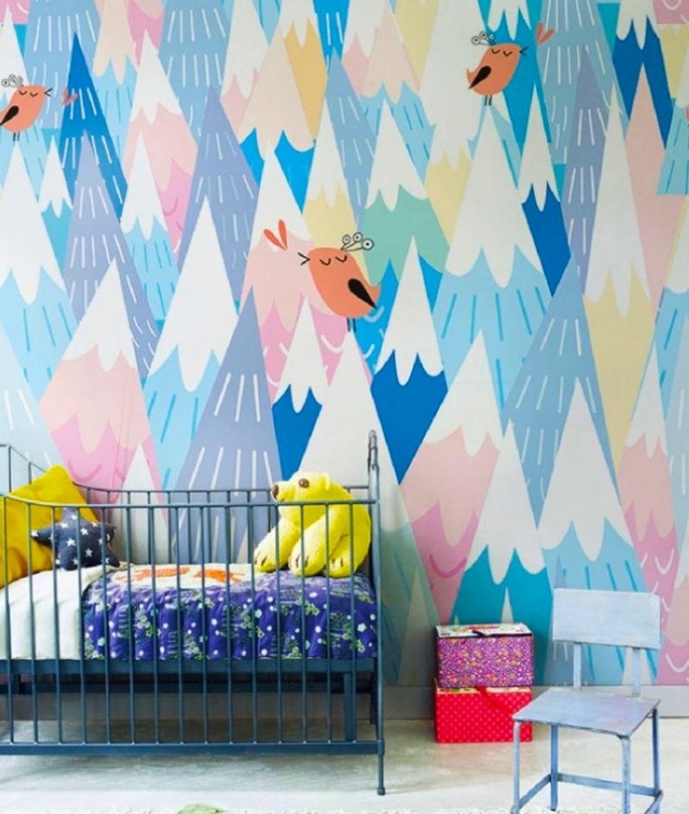 12 Adorable Nursery Wall Murals for Your Baby's Room