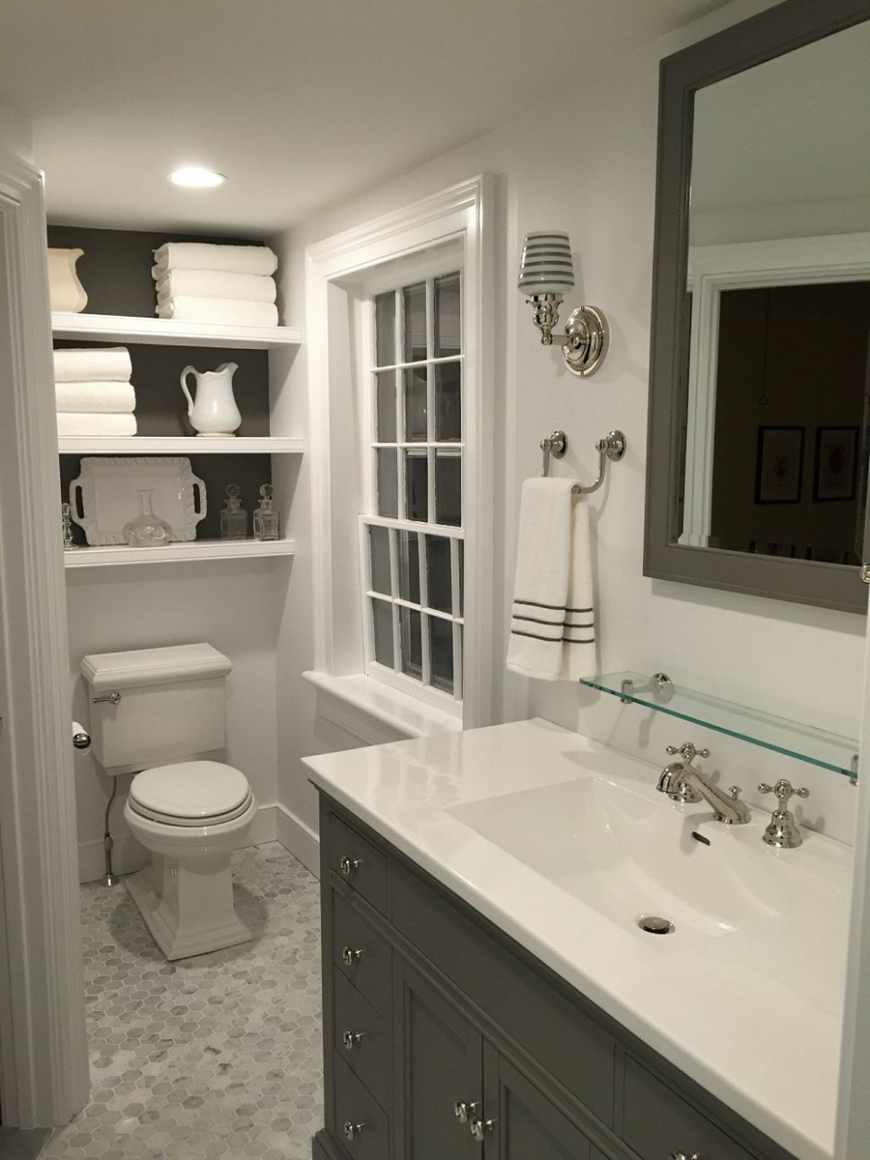 12 Bathroom Ideas Grey And White to Relax Your Day - bathroom ideas in grey