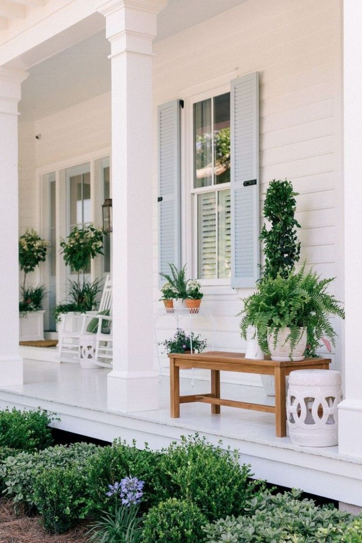 12+ Beautiful Front Porch Decor Ideas Match For Any Home Design ..