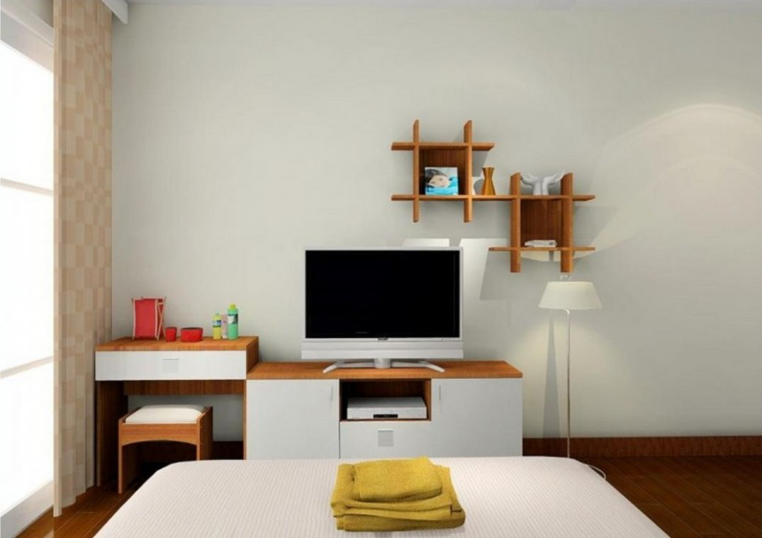 12 Bedroom TV Stand Ideas 12 (Happy and Homey)