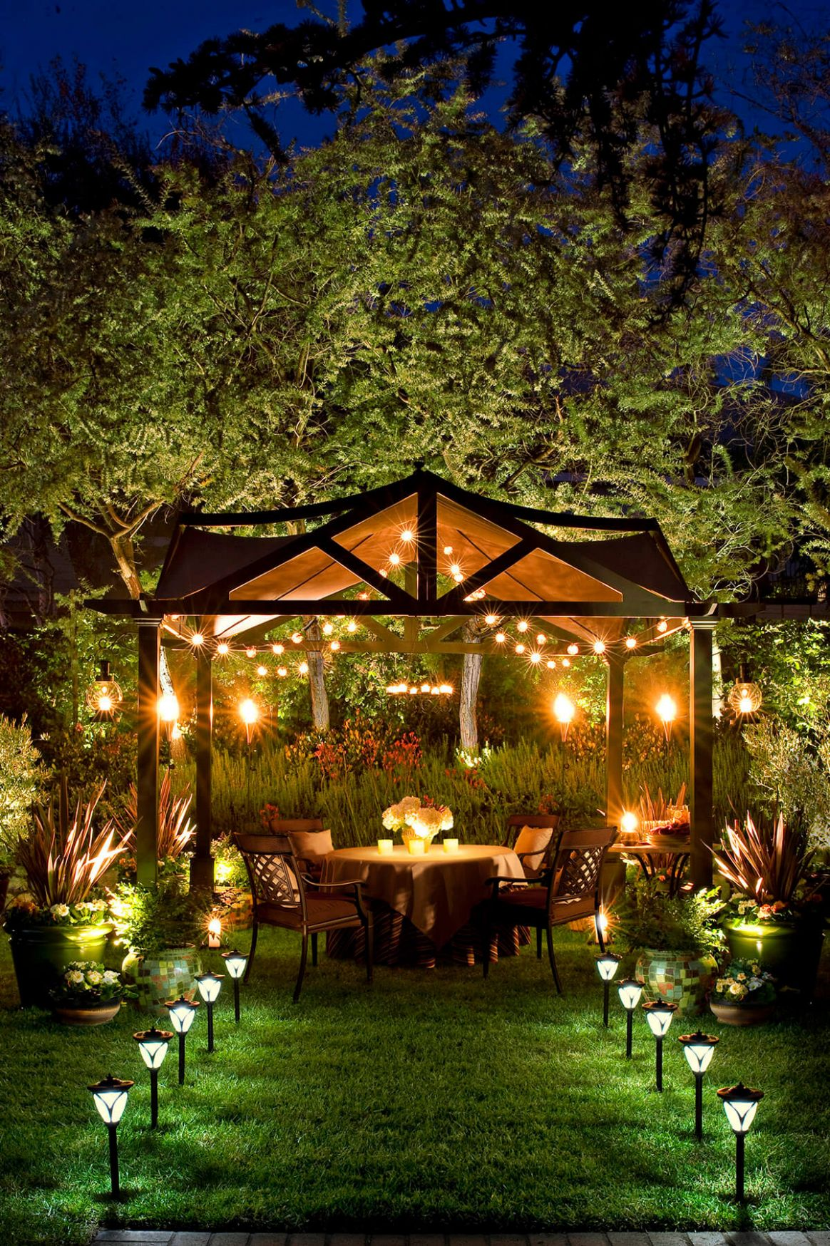12 Best Backyard Lighting Ideas and Designs for 12