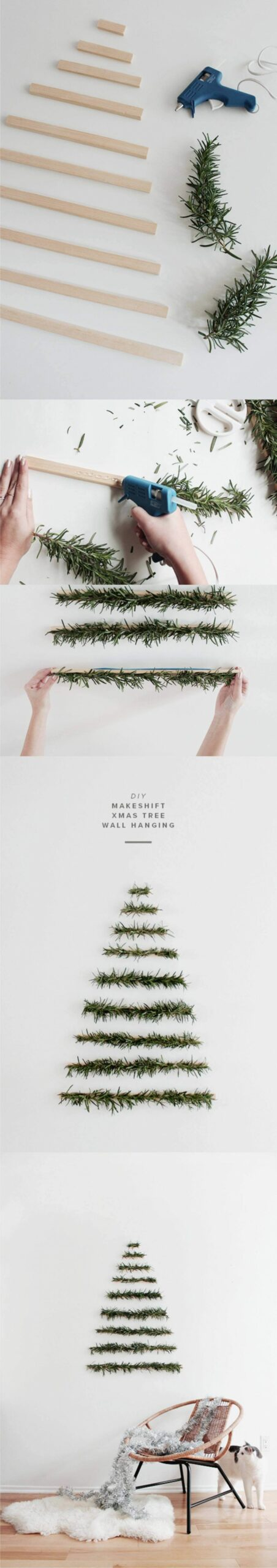 12 Best Christmas Wall Decor Ideas and Designs for 12