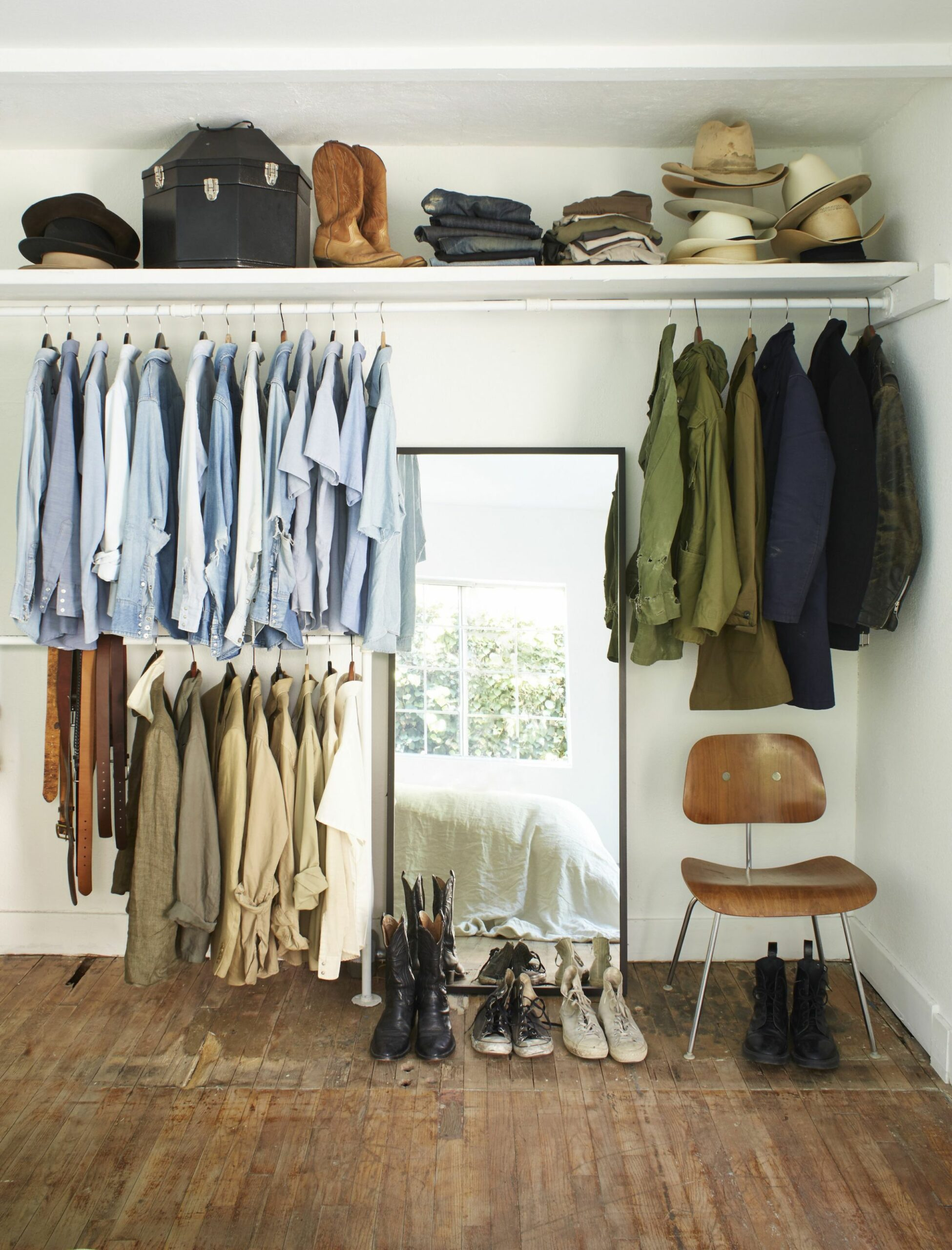 12 Best Closet Organization Ideas - How to Organize Your Closet - closet arrangement ideas