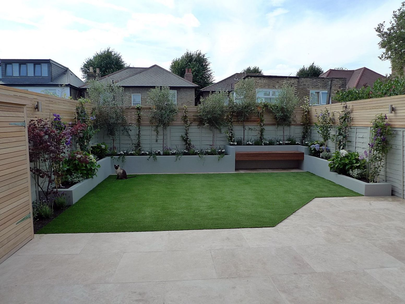 √ 12+ Best Minimalist Garden Design Ideas [Images] | Small garden ..