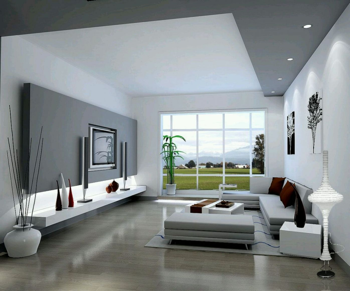 12 Best Modern Living Room Designs | Wohnzimmer modern ...