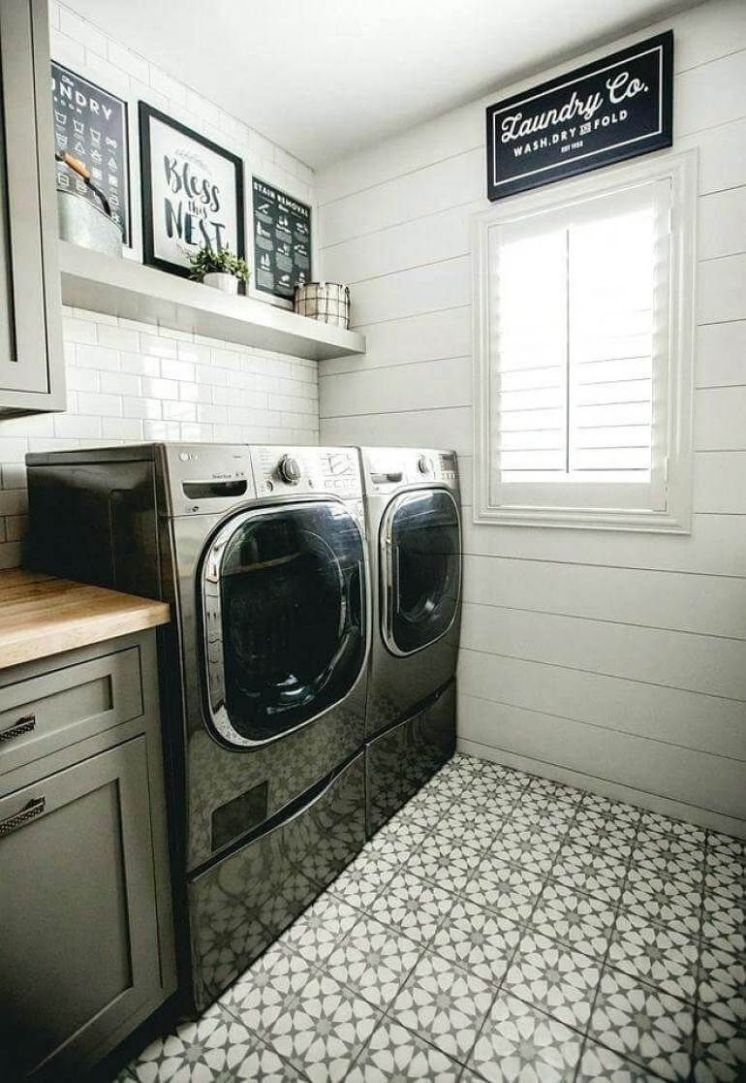 12+ Best Small Laundry Room Ideas on A Budget that You Have Never ..