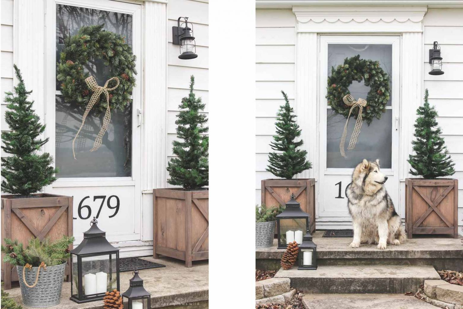 12 Best Winter Porch Decorating Ideas - front porch decor winter