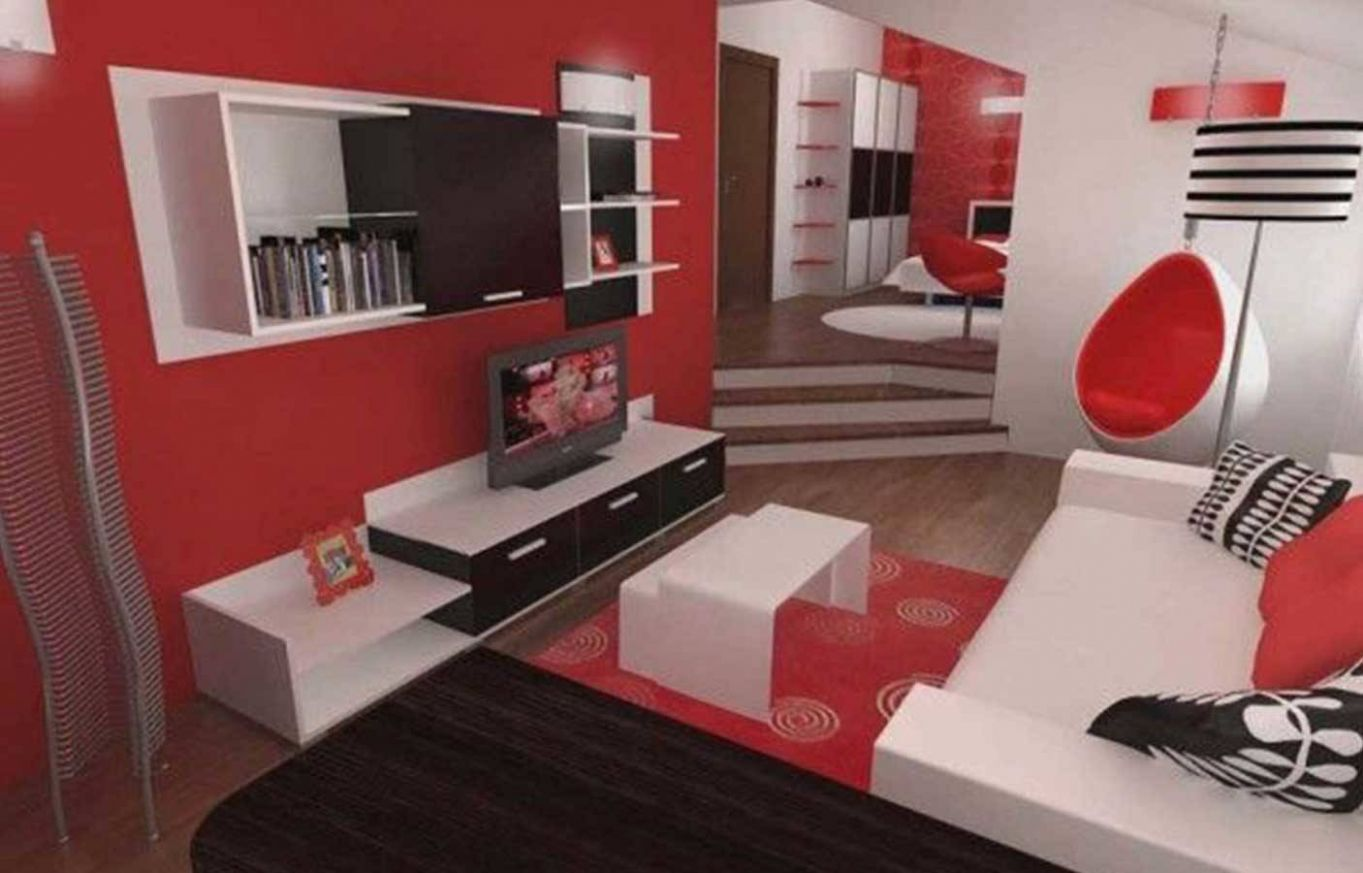 12 Black And Red Living Room Decorating Ideas Ideas - Homes Decor