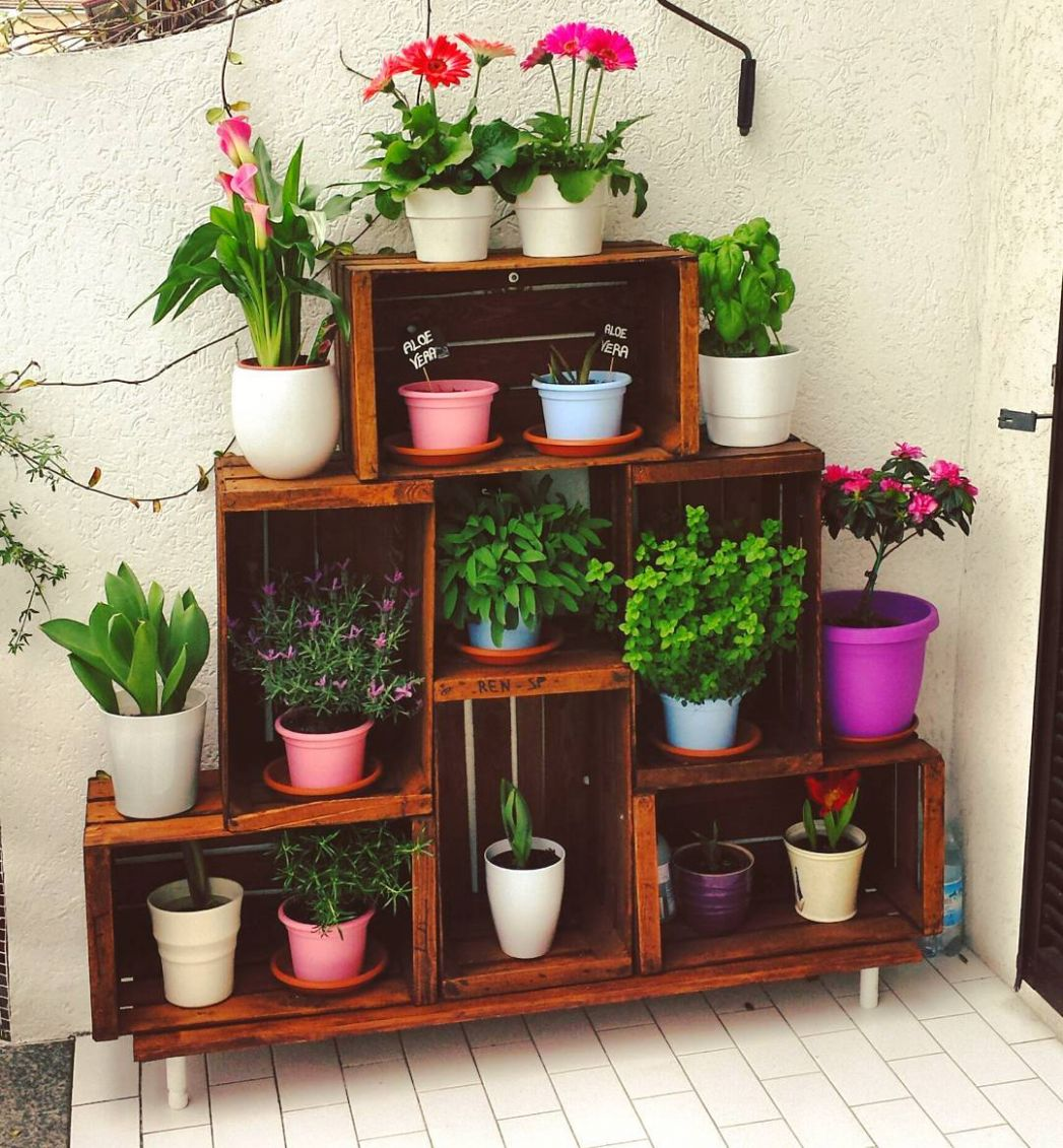 12+ Captivating DIY Outdoor Decor Ideas That You'll Love - DIY Woods