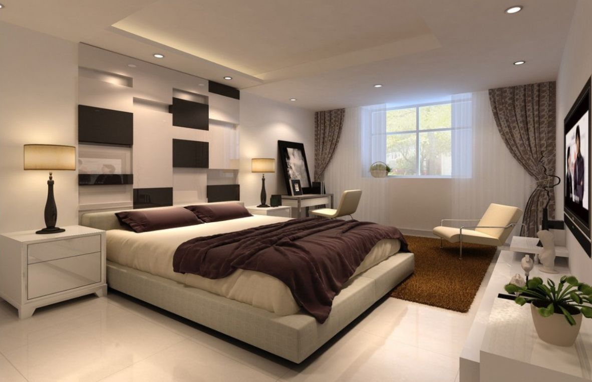 12 Classy And Marvelous Bedroom Wall Design Ideas