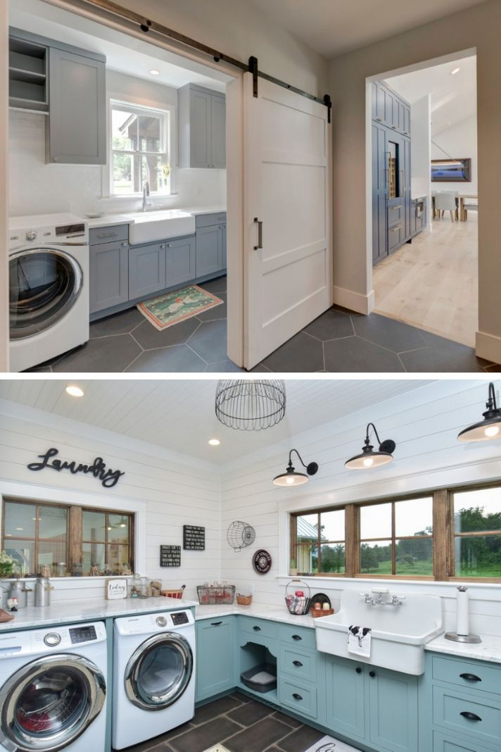 12 Clever Laundry Room Remodel Ideas And Designs - Home Decor