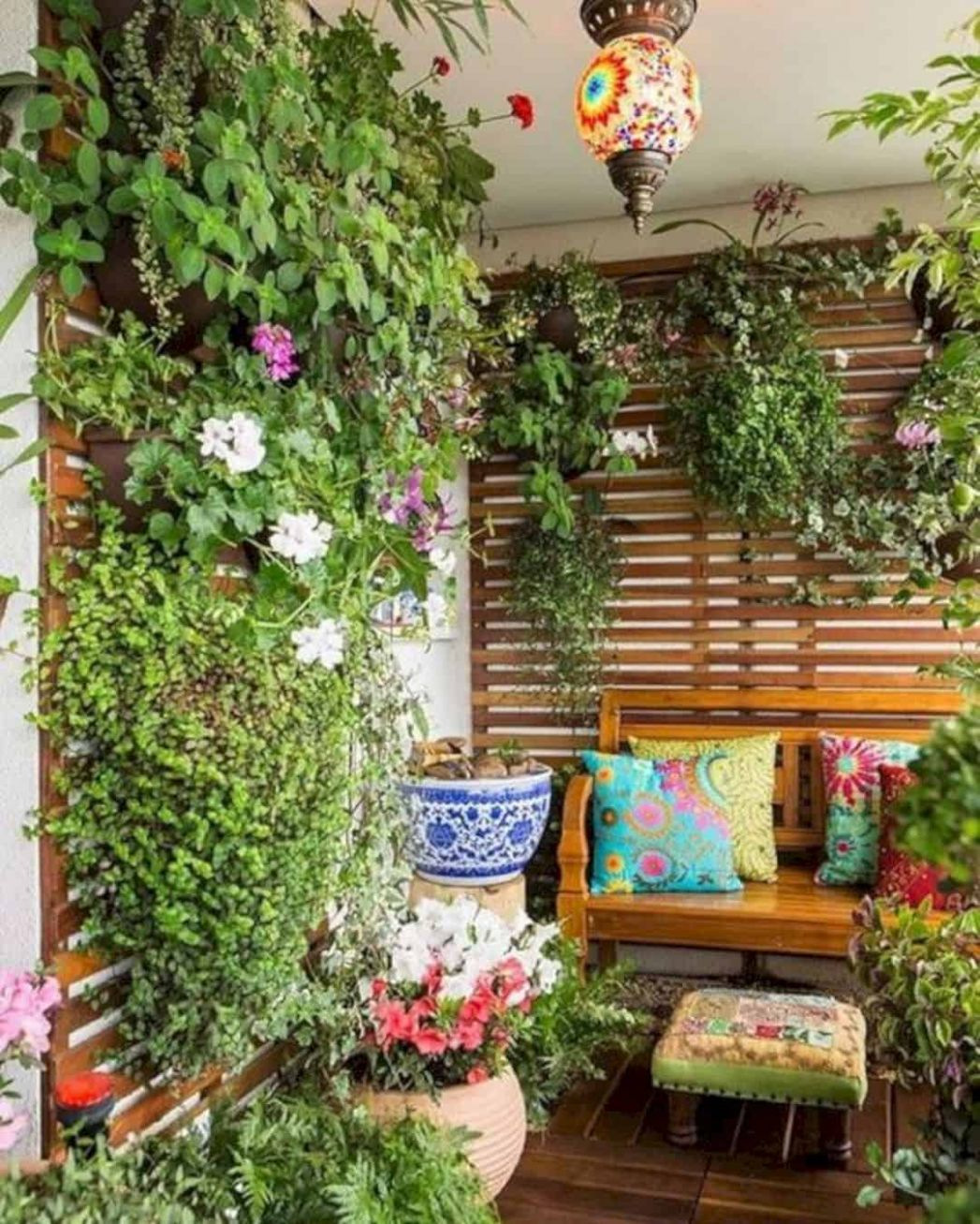 12 Comfy Furniture Ideas to Beautify Your Balcony - balcony beautification ideas