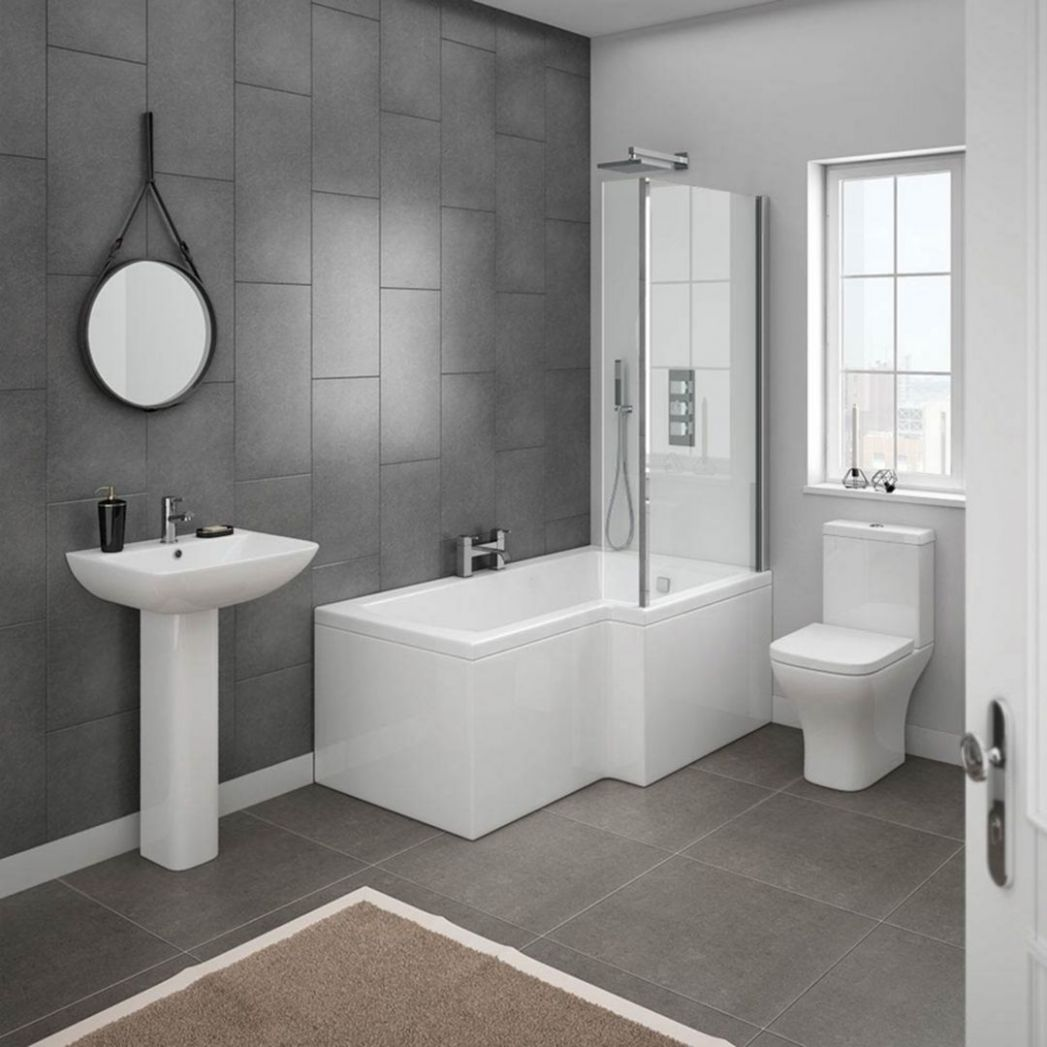 12 Contemporary Style Bathroom Design Ideas For Your Convenience ...