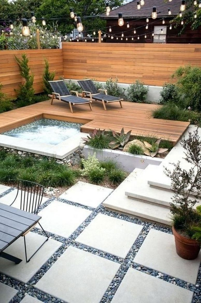 √12 creative ideas for garden terrace design vines page 12 ...
