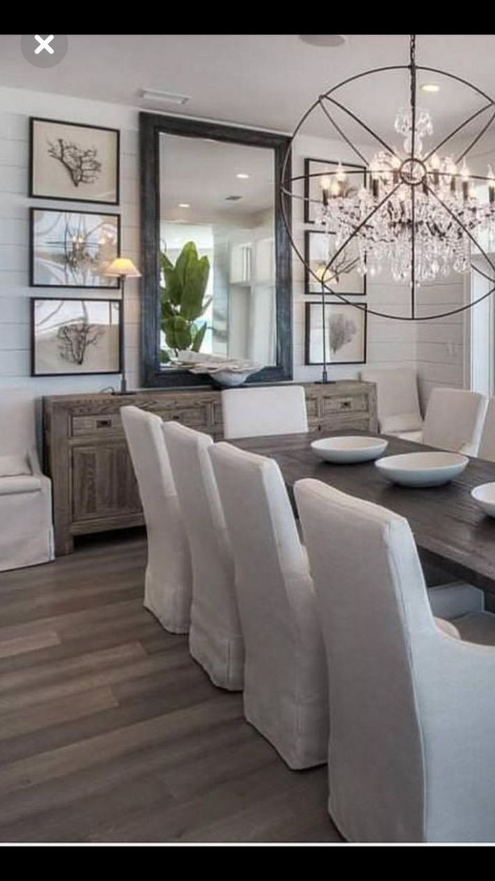 12 Dining Room Decoration Ideas in 12 | Dining room wall decor ..