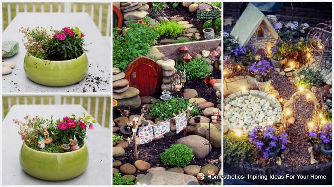12 Do-It-Yourself Fairy Garden Ideas For Kids | Homesthetics ..
