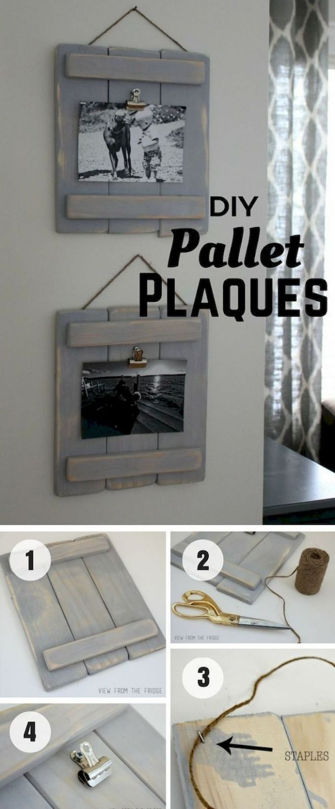 12+ Easy and Stunning DIY Wood Projects Ideas for Decorate Your ..