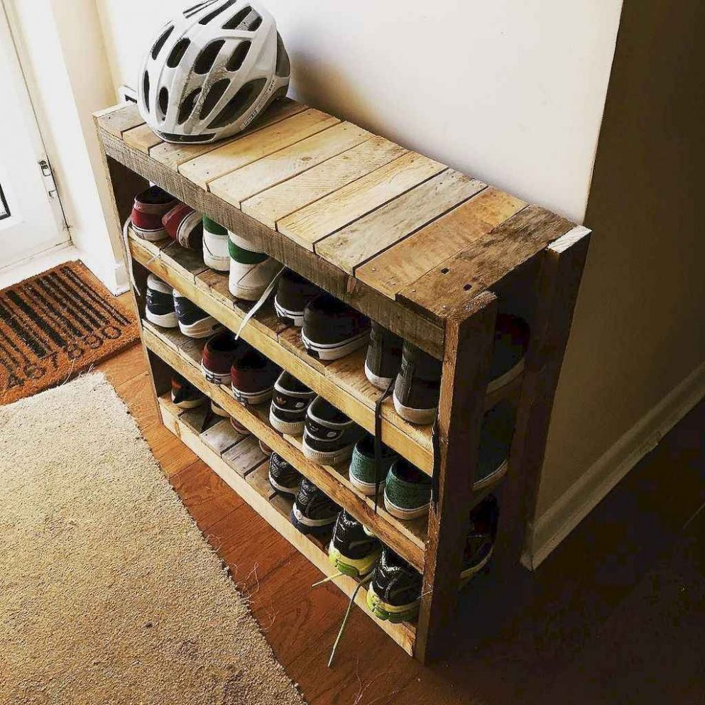 12 Easy DIY Pallet Project Home Decor Ideas - Structhome