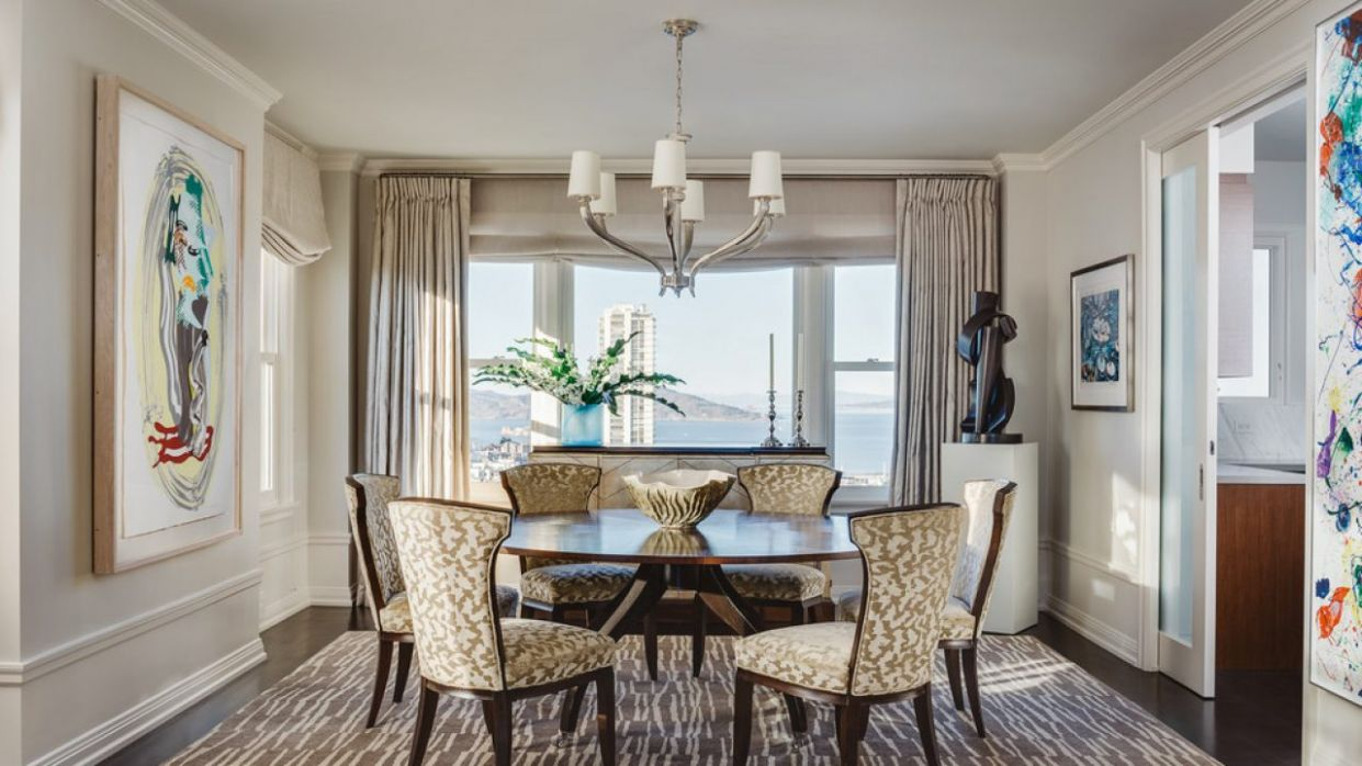 12 Elegant Traditional Dining Room Designs You'll Love