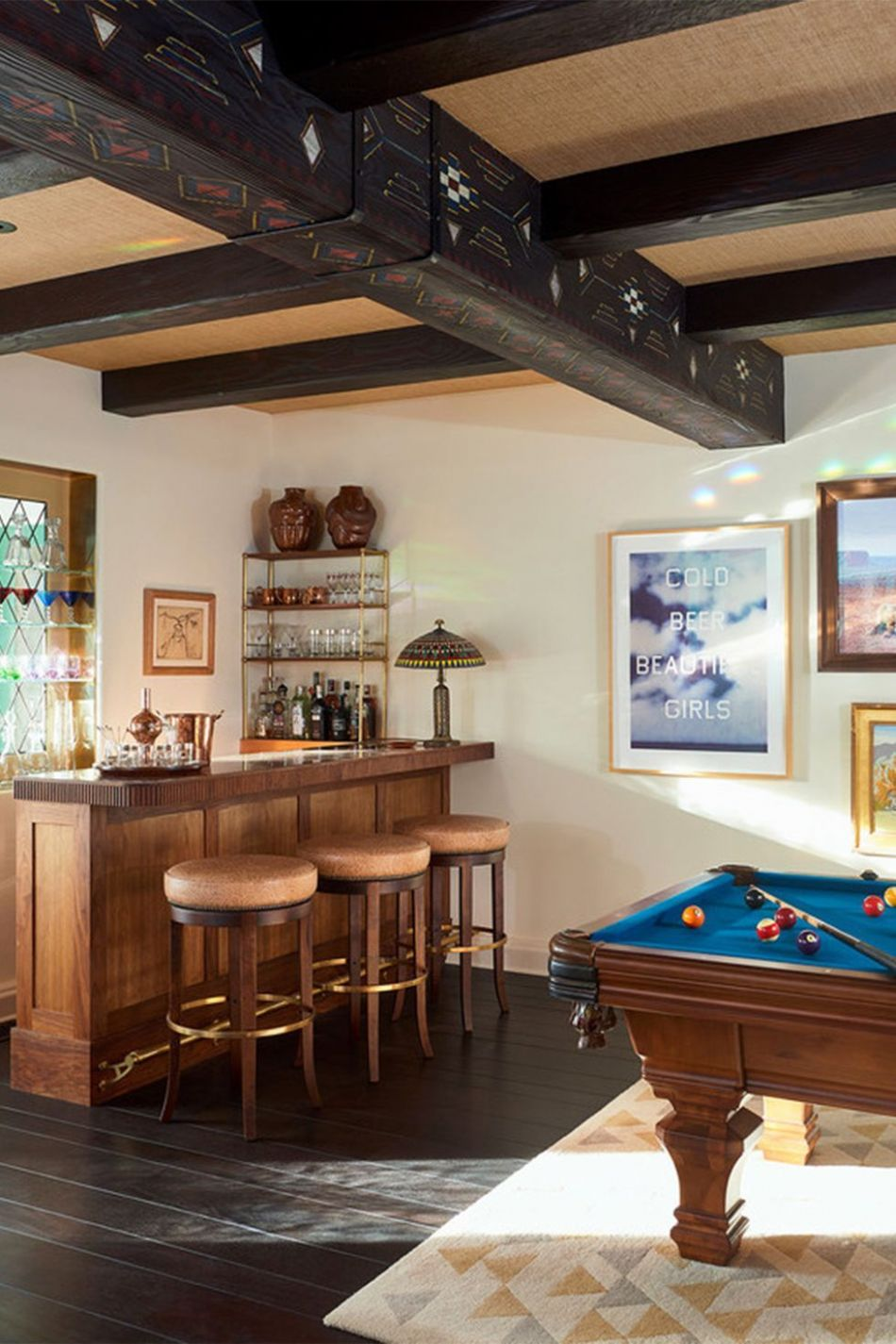 12 Epic Game Room Ideas - How to Design a Home Entertainment Space