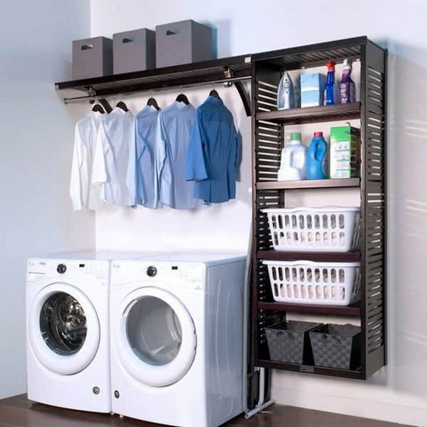 12 Extraordinary and Inspiring Laundry Room Layout Ideas for You ..