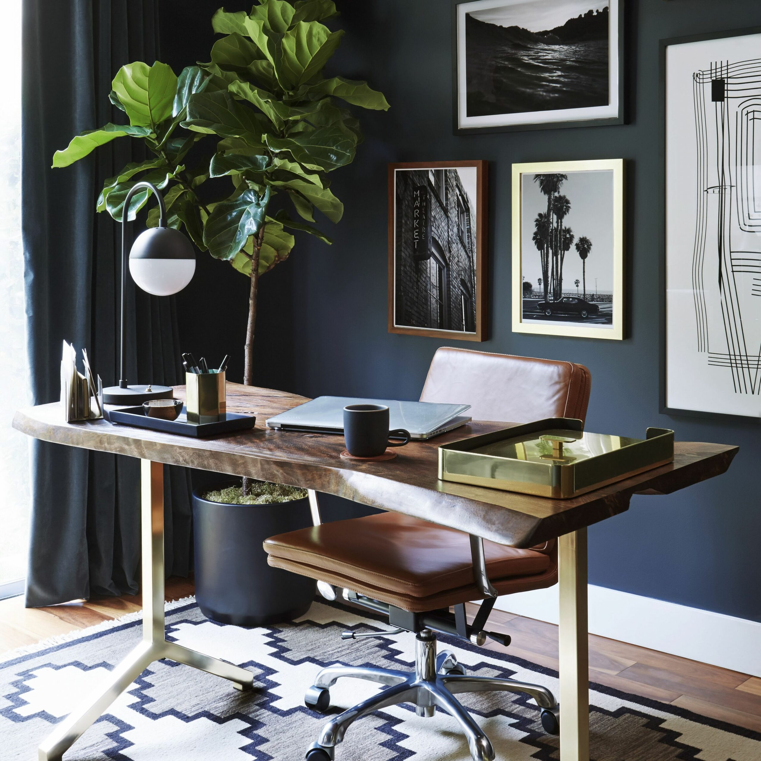 12 Feng Shui Home Office Design Ideas - home office location ideas