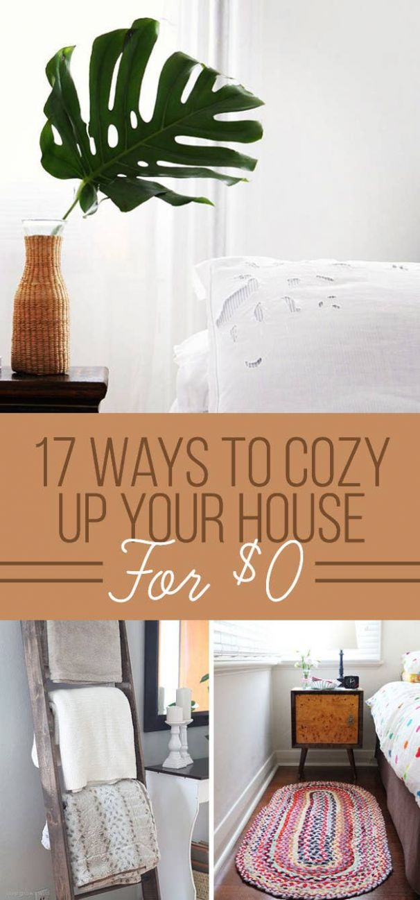 12 Free Ways To Make Your Grown-Up Apartment So Freaking Cozy - apartment decorating ideas buzzfeed
