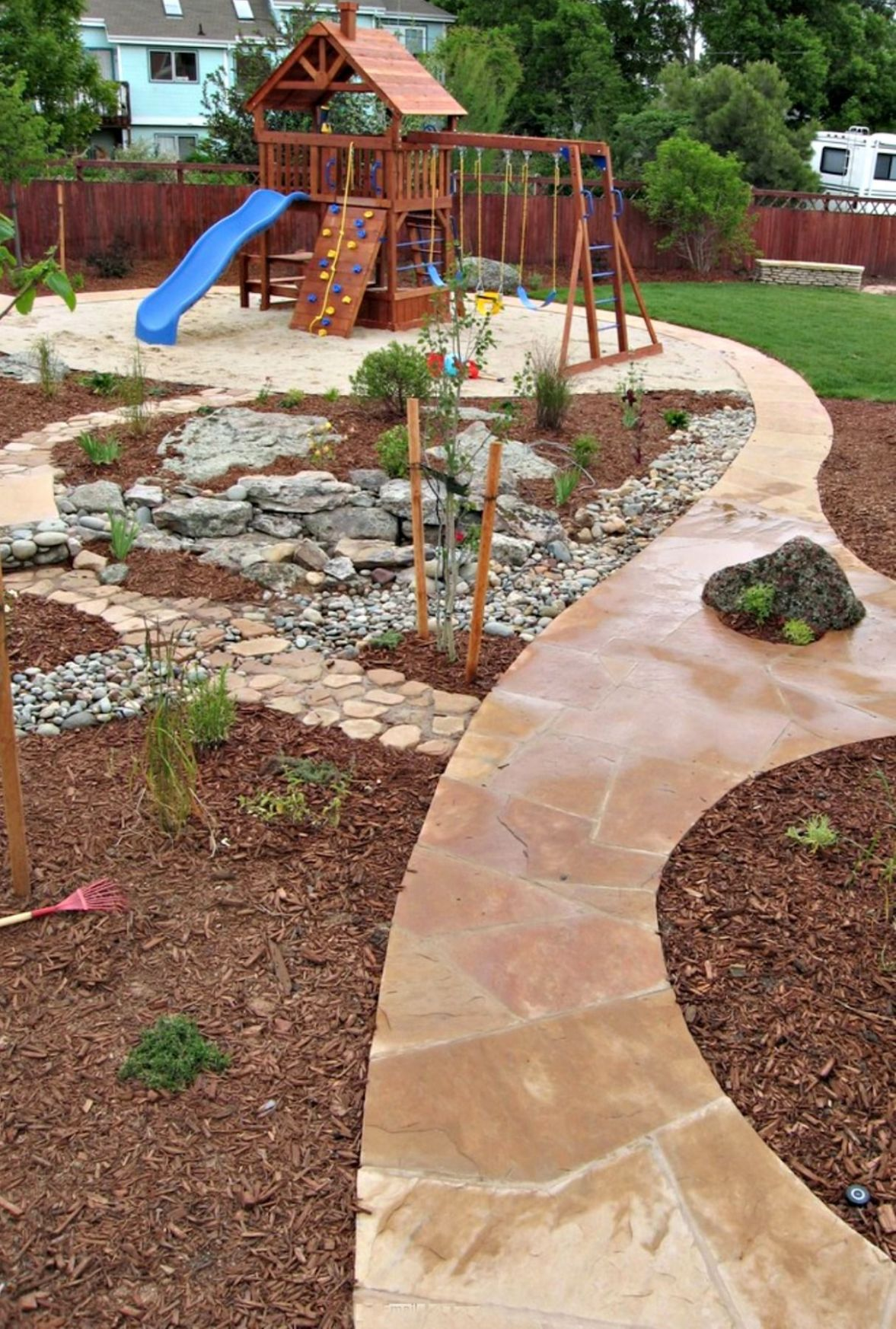 12 Fun Backyard Ideas for Kids - garden ideas for kids