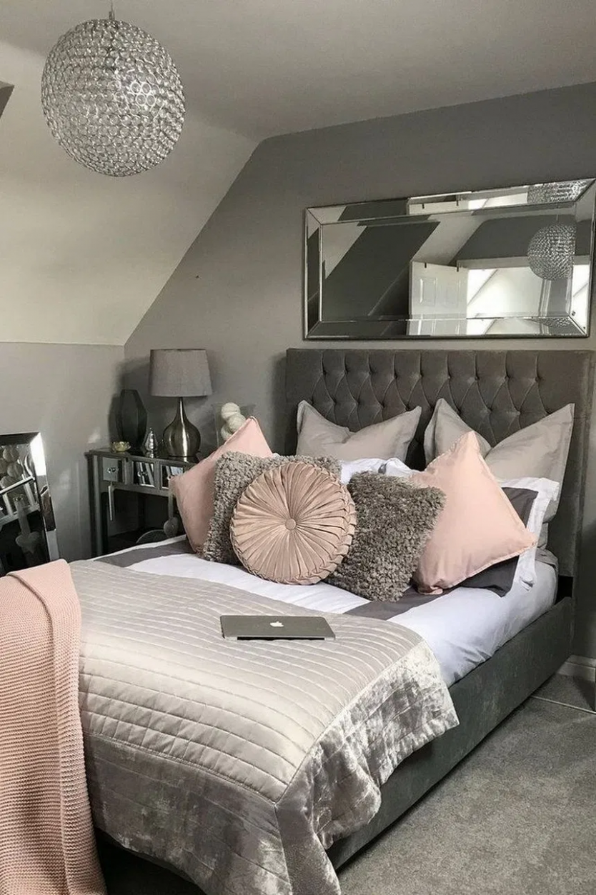 12 grey bedroom ideas – from the super glam to the ultra modern 12 ..