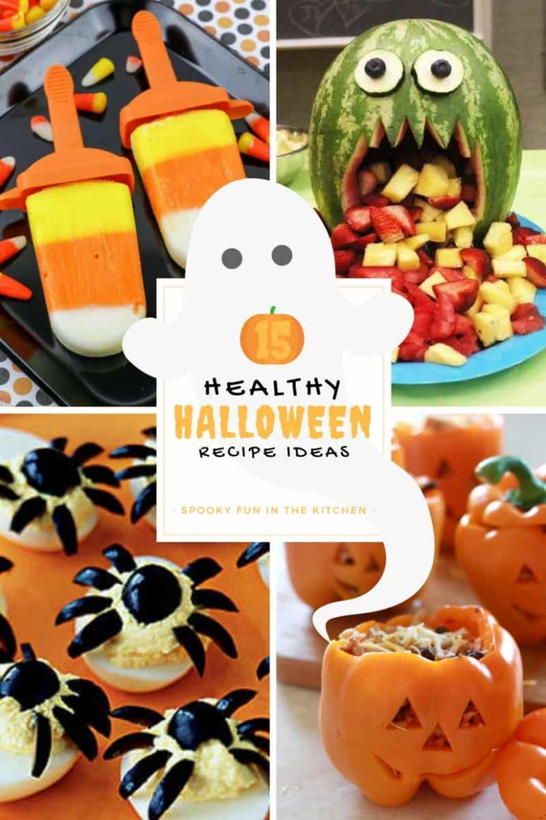12 Healthy Halloween Recipe Ideas • The Healthy Foodie
