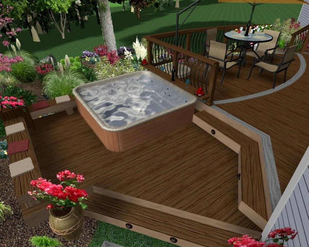 12 Hot Tub Deck Ideas: Secrets of Pro Installers & Designers