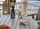 12 Ideas for Planning a Small Balcony | POLYWOOD Blog