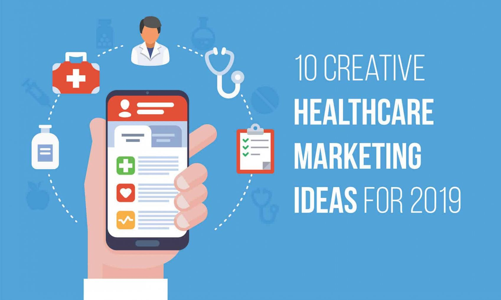 12 Innovative Healthcare Marketing Ideas 12: Ultimate Checklist - companies house inspiration healthcare