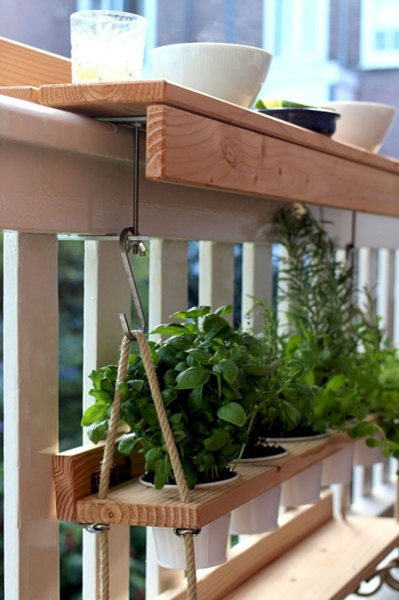 12 Inspiring Balcony Ideas for Small Apartment (With images ..