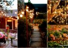 12 Jaw Dropping Beautiful Yard and Patio String Lighting Ideas For ...