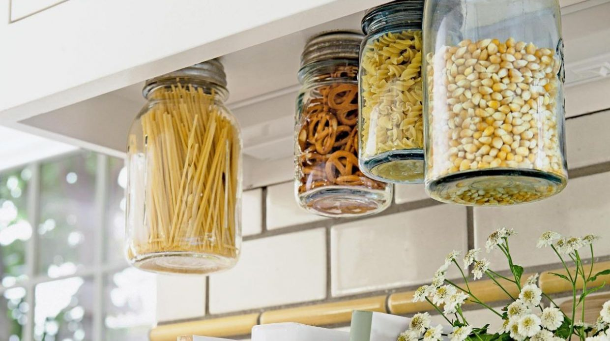 12 Kitchen Storage Hacks And Solutions For Your Home - kitchen ideas hacks