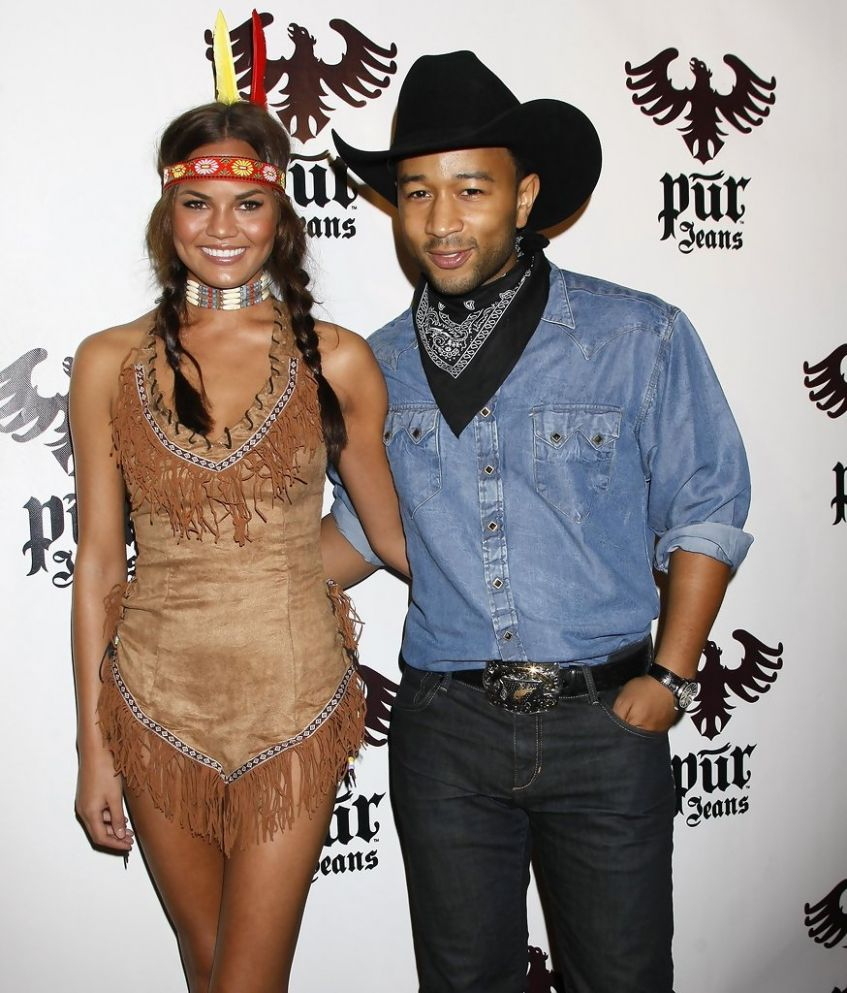12 Last Minute Halloween Costume Ideas Using Your Denim : DenimBlog - halloween ideas jeans