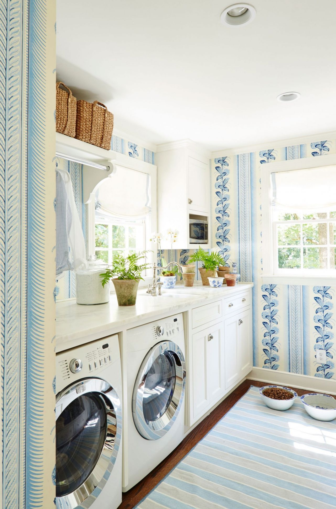 12 Laundry Room Ideas We're Obsessed With | Southern Living