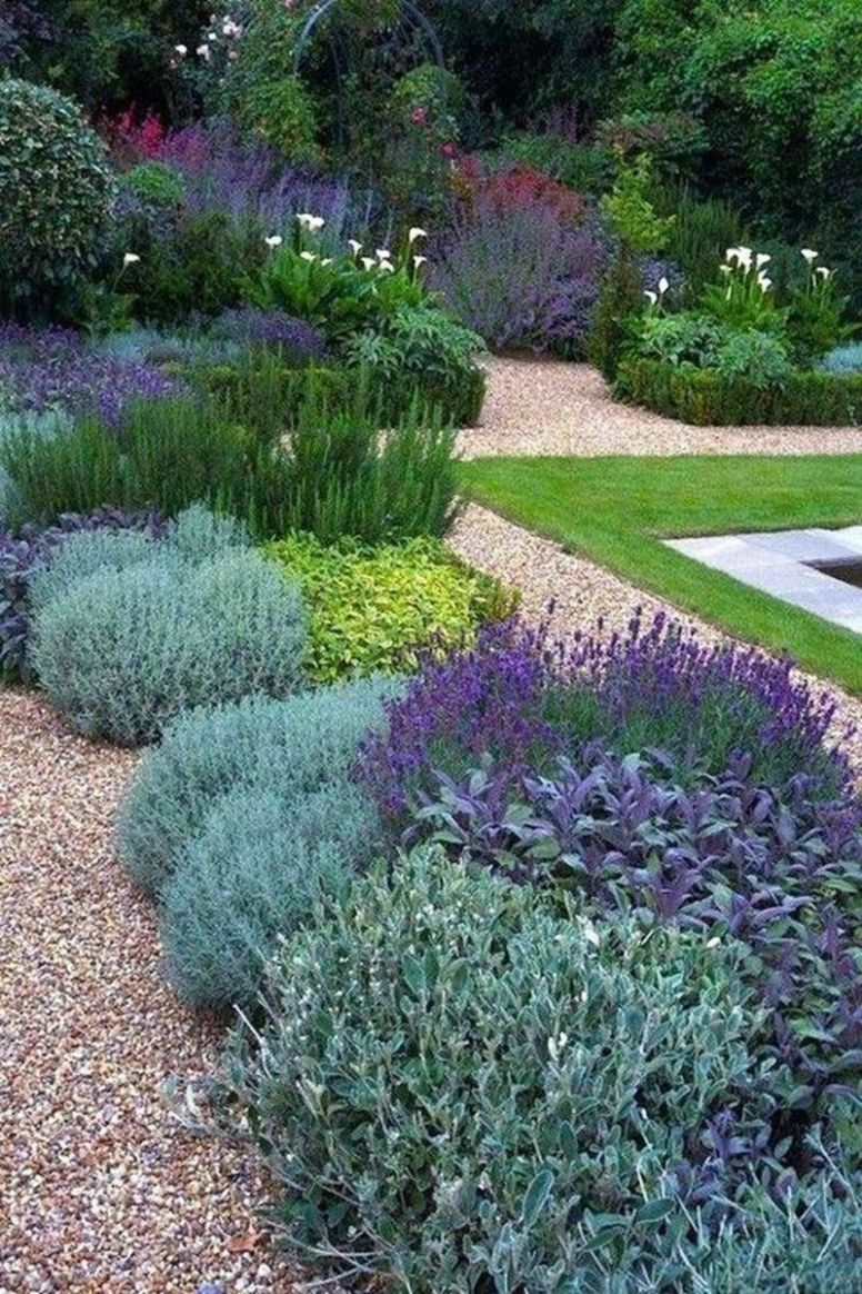12 Lavender Garden Ideas, Most Incredible and also Stunning ..