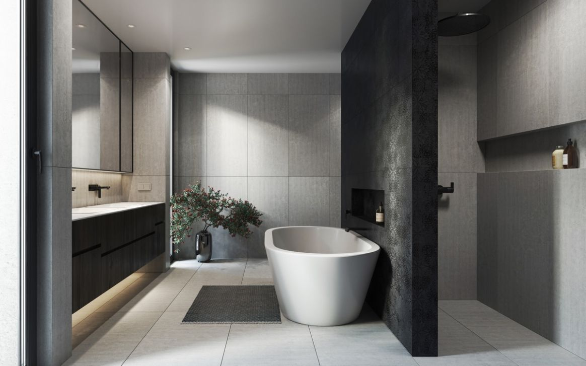 12 Modern Bathroom Design Ideas Plus Tips On How To Accessorize Yours