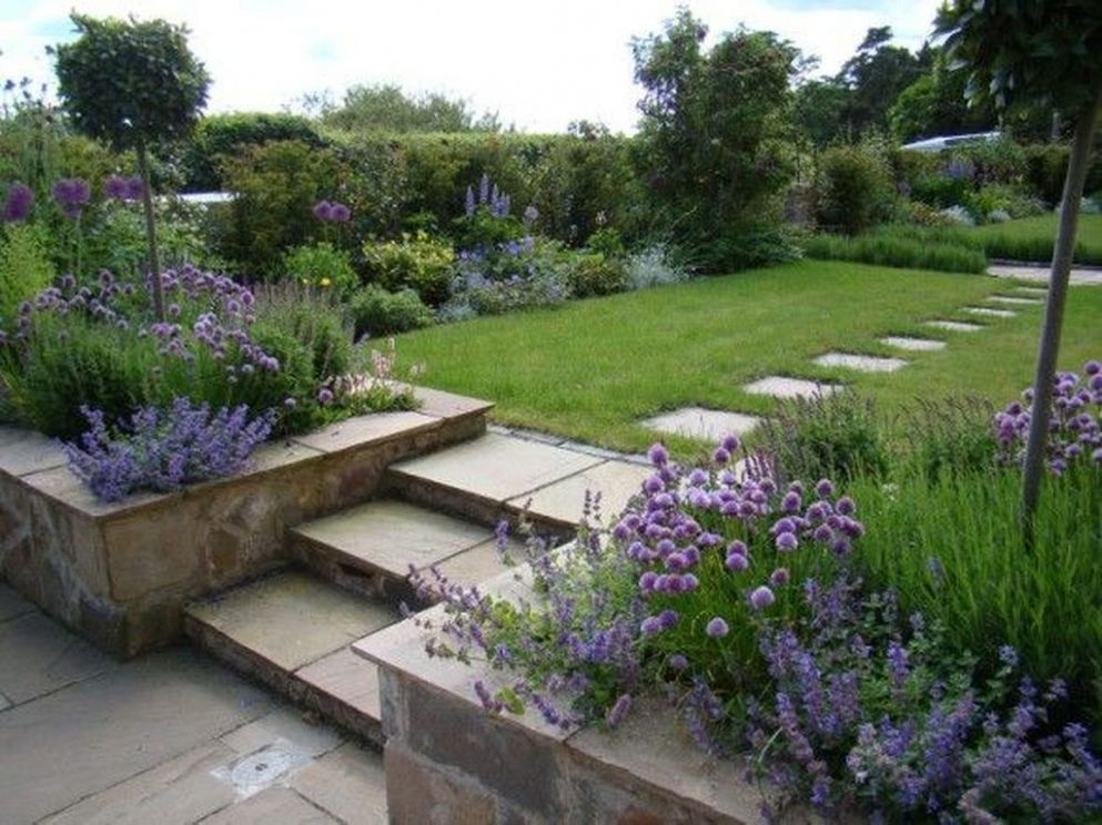 12+ Modern Lavender Gardening Ideas For Your House | Cottage ..