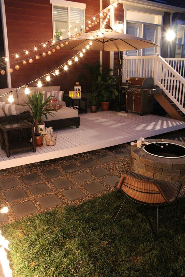 12 Musts to Make the Perfect Backyard for Entertaining - backyard ideas home depot