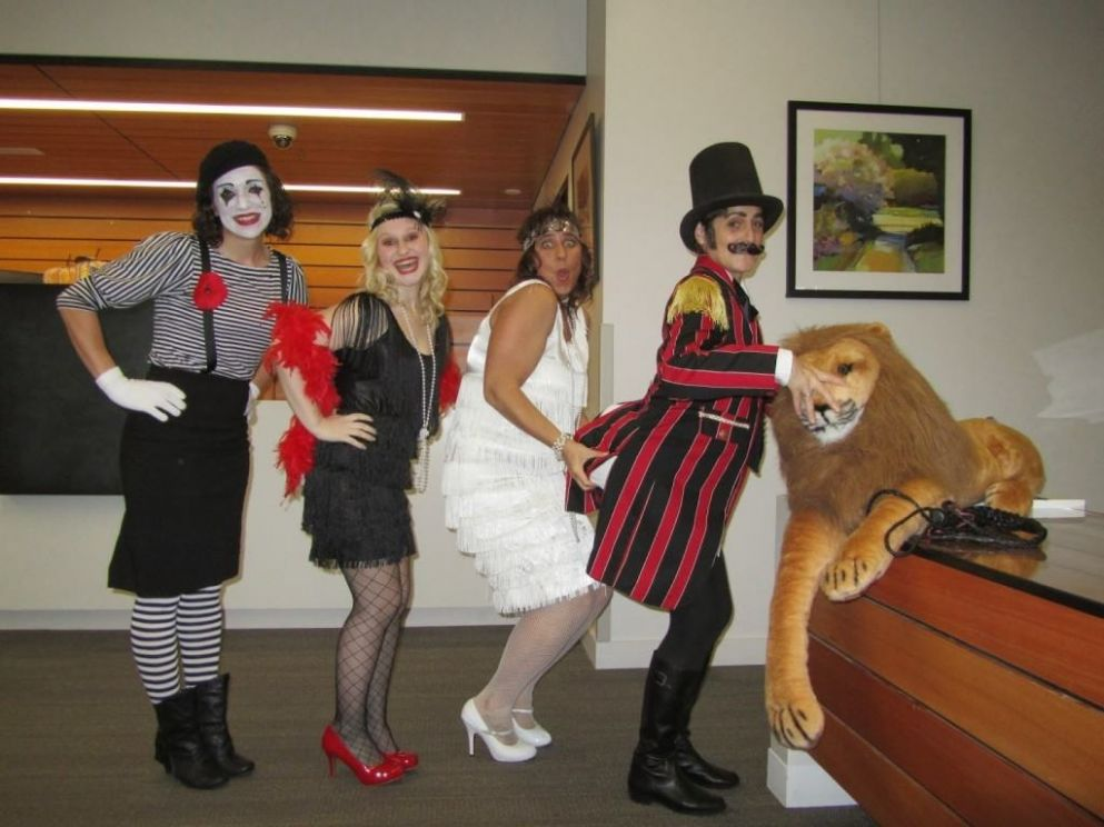 12 of the Best Office Halloween Ideas That will Boost Your Spirit