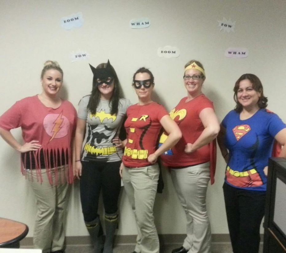 12 of the Best Office Halloween Ideas That will Boost Your Spirit - halloween ideas office party