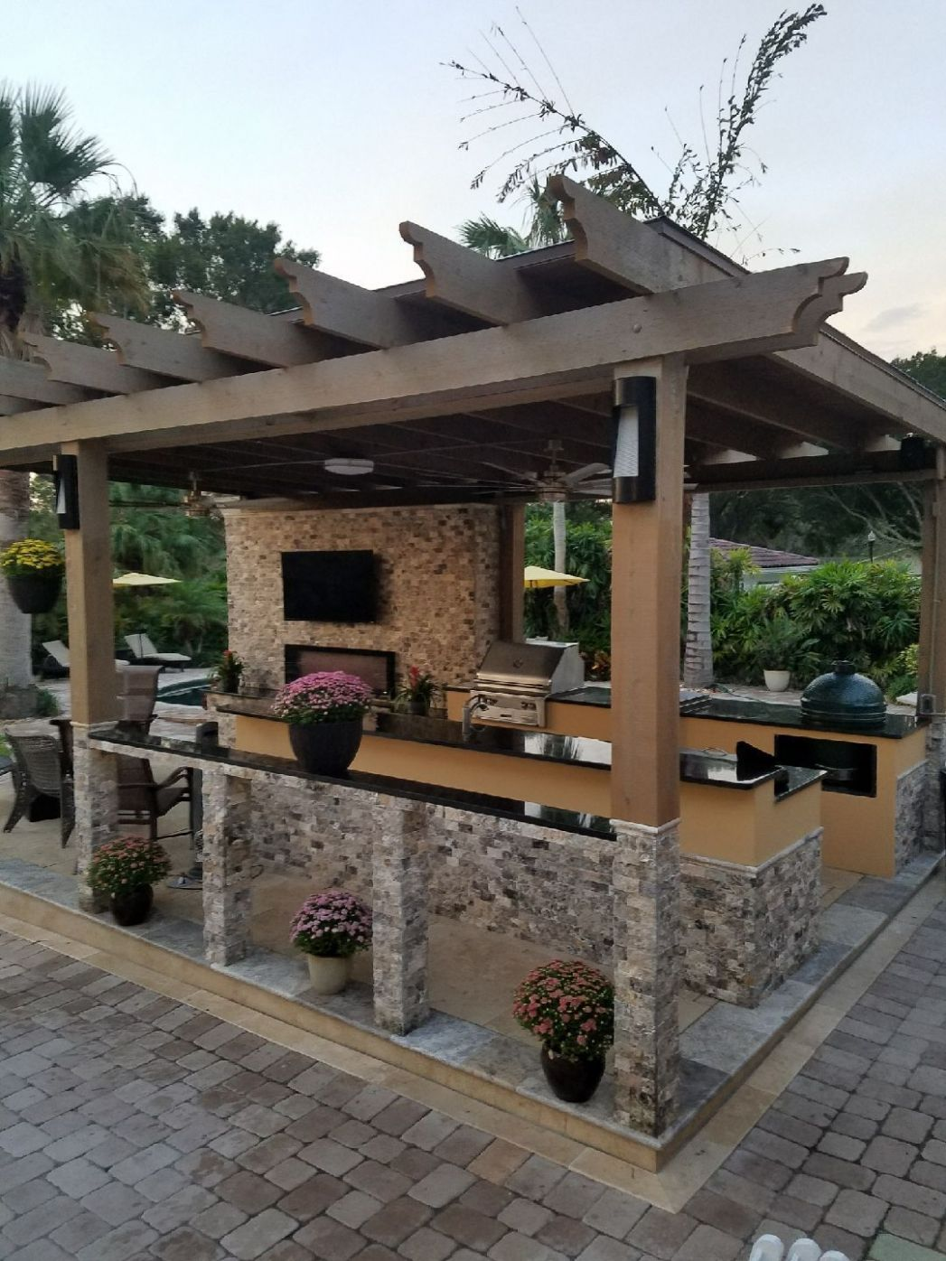 12+ Outdoor Kitchen Ideas (Create a Perfect Ambience) | Outdoor ..