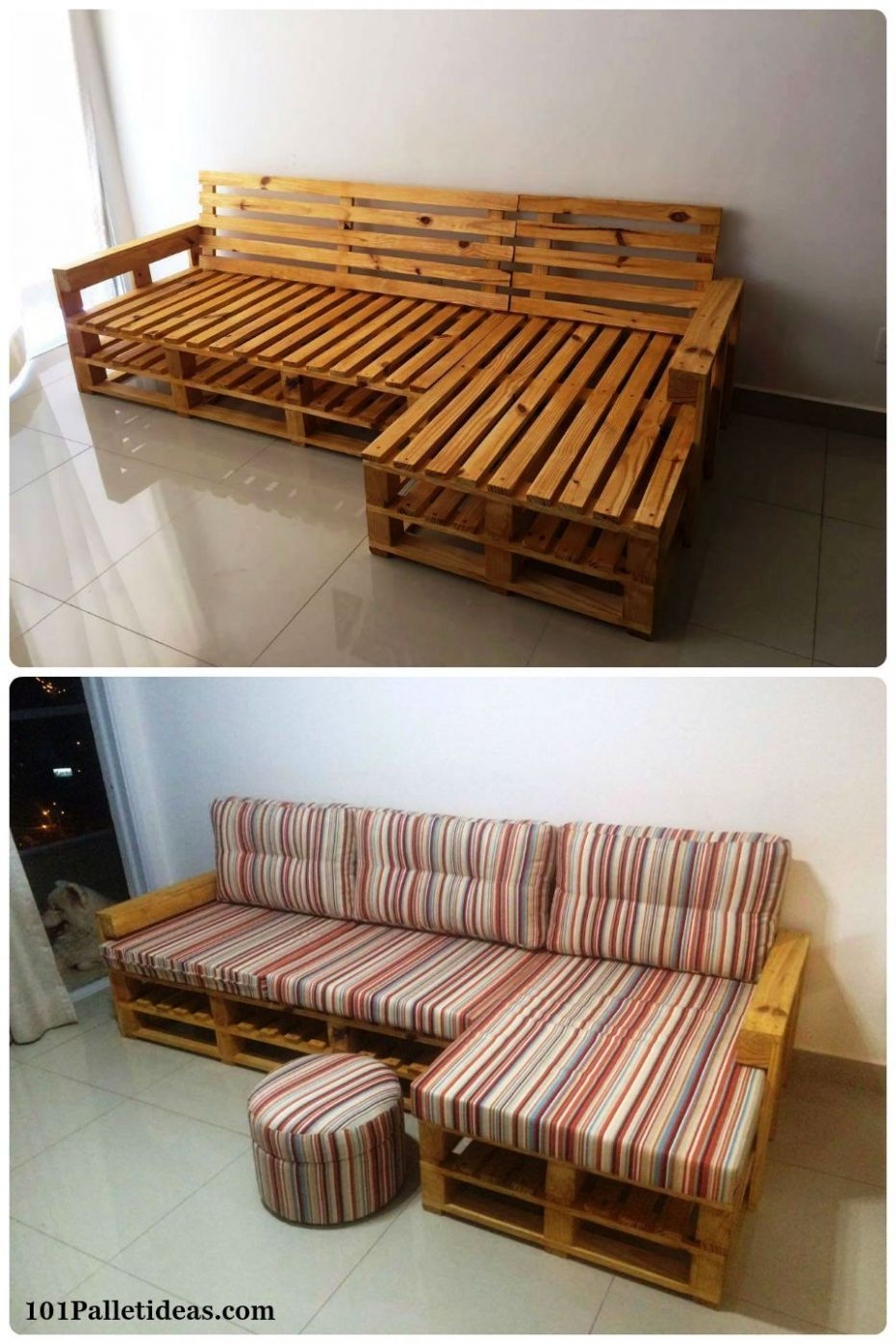 12 Pallet Ideas You Can DIY for Your Home | Muebles para casa ..