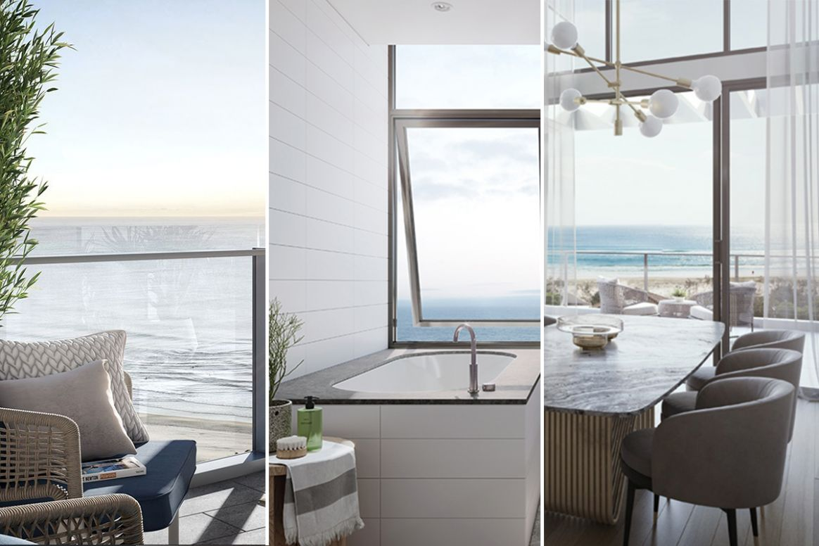 12 Queensland apartments with the most stunning ocean views | Urban - queensland apartment design guidelines