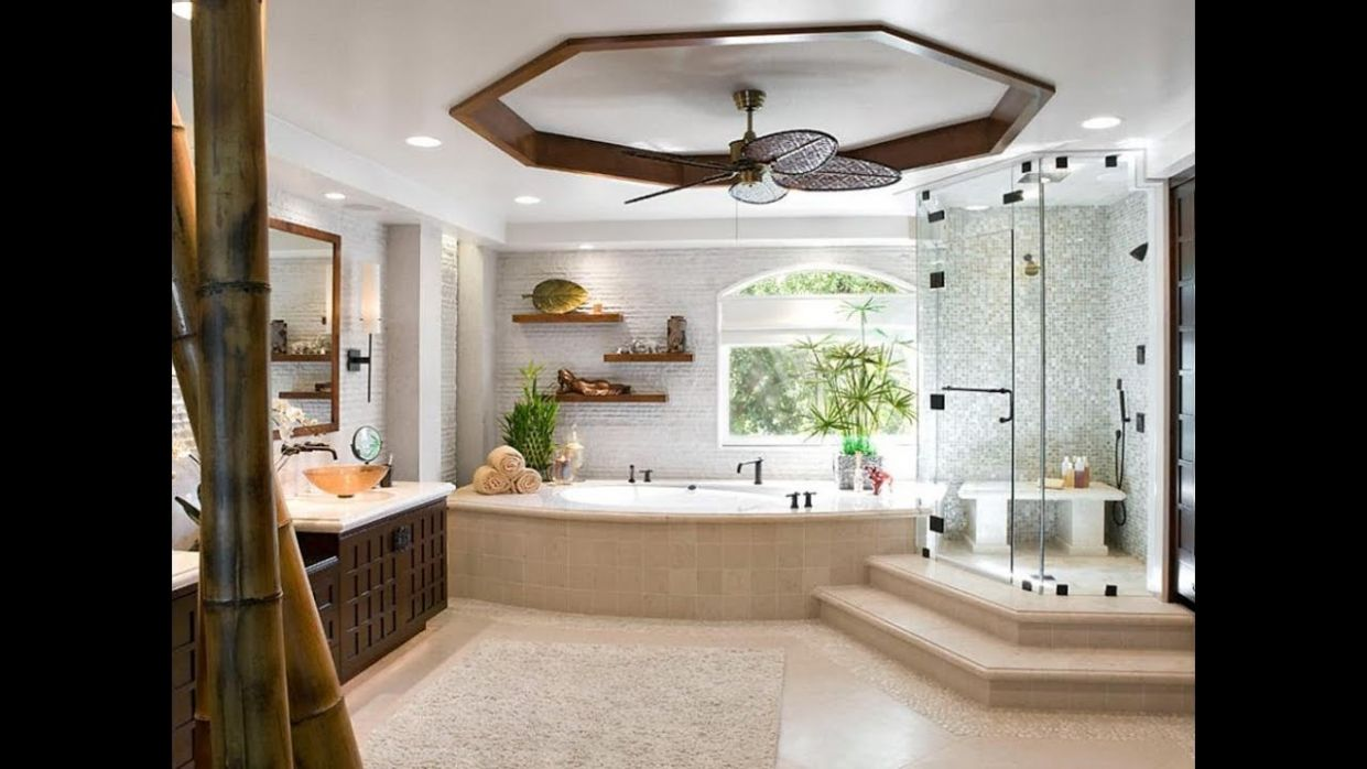 12 Romantic Bathroom Design Ideas THAT'S Feel You Comfortable Bathroom  Design Romantic for Couple