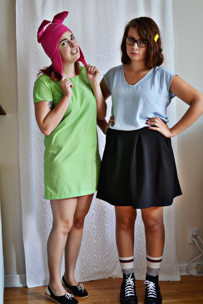 12 Roommate Halloween Costume Ideas in 12 | Duo halloween ..