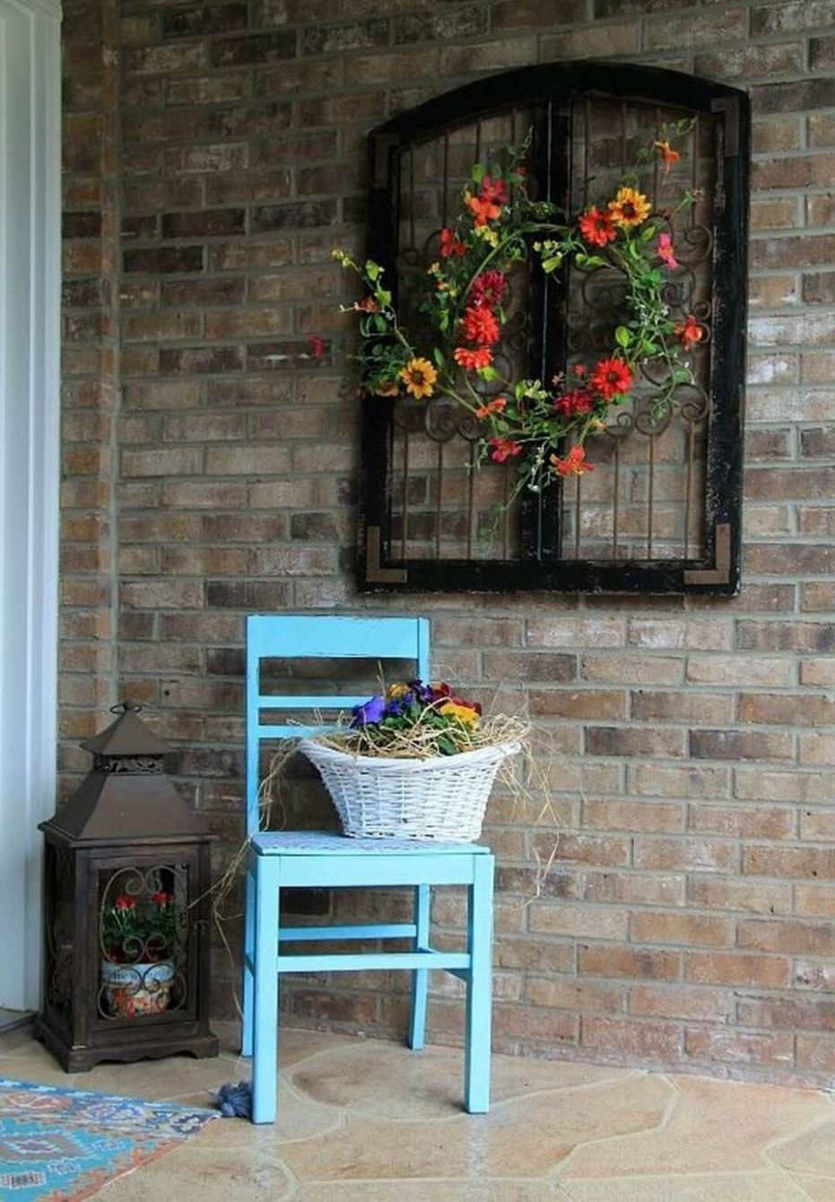 12+ Rustic Vintage Front Porch Decor Ideas On A Budget For Your ..